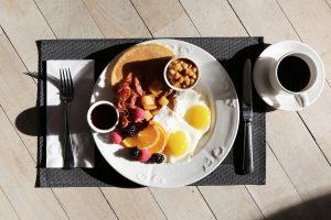 Good breakfast